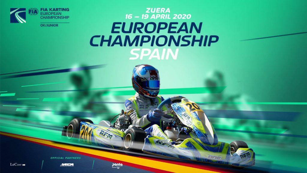 FIA Karting European Championship – OK/Junior: Guide to Round 1 at Zuera