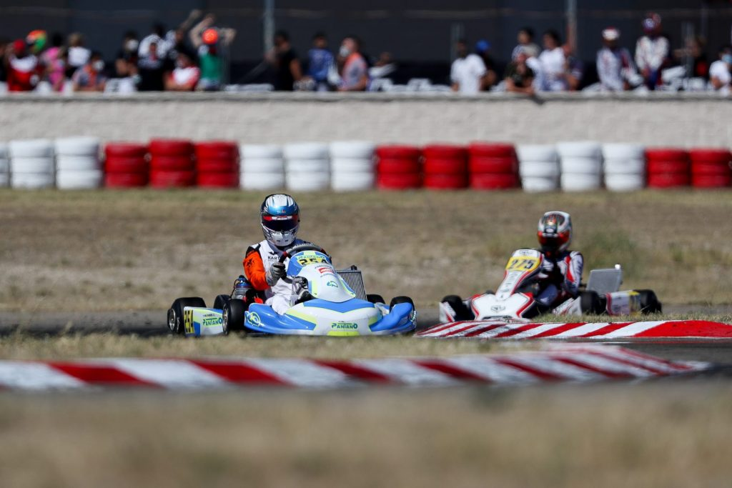 Champions of the Future – Round 1 / Saturday: Valtanen, Cepil, Matveev & Ippolito in the lead after the heats