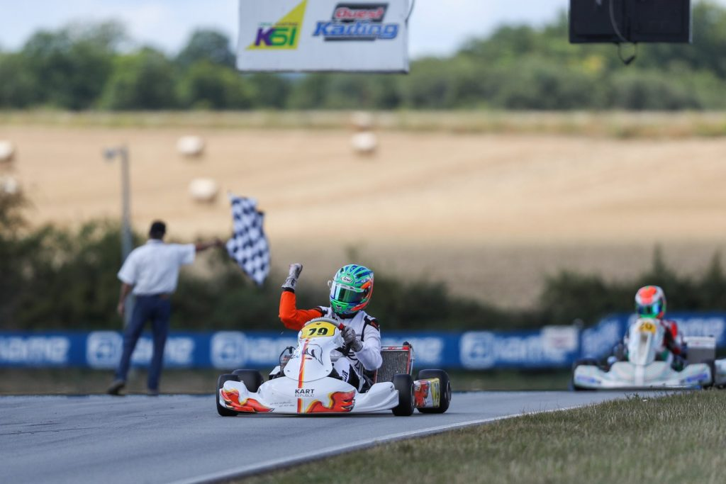 IAME Euro Series Round 1 – Junior: Vallve claims the win in thriller Final!