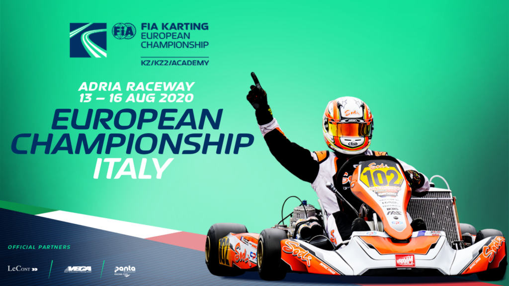 FIA Karting European Championship – KZ/KZ2/Academy: Guide to Round 1 at Adria