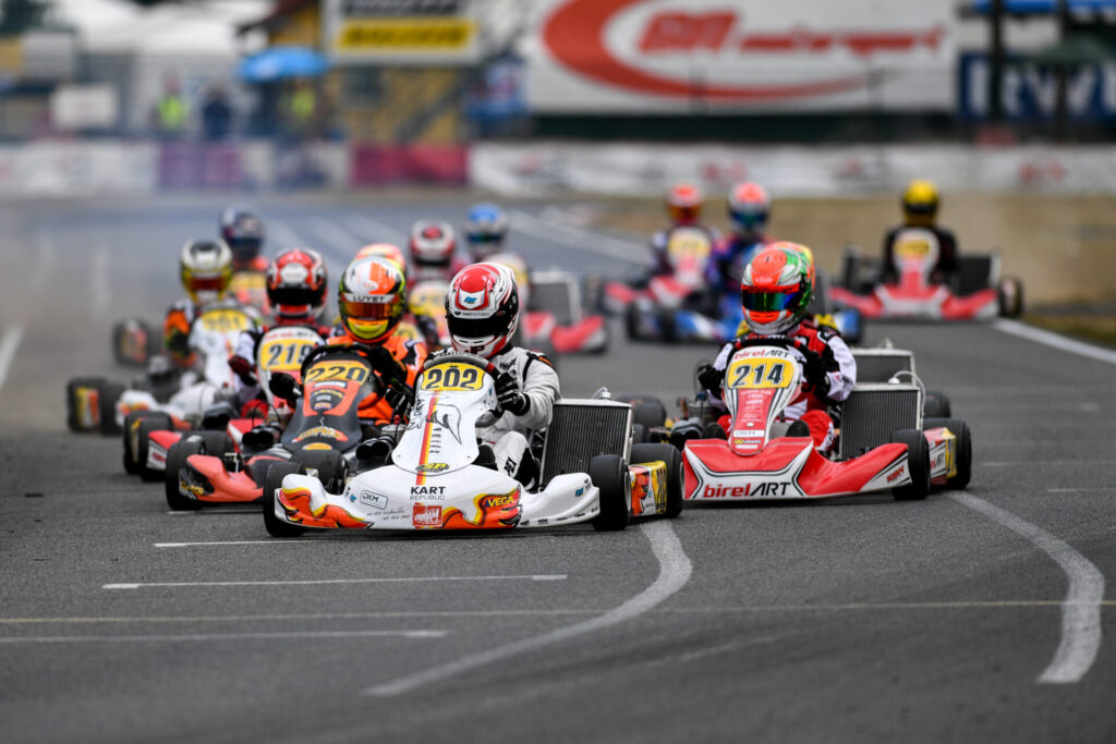 DKM: Red-hot battles at Kerpen's opening round!