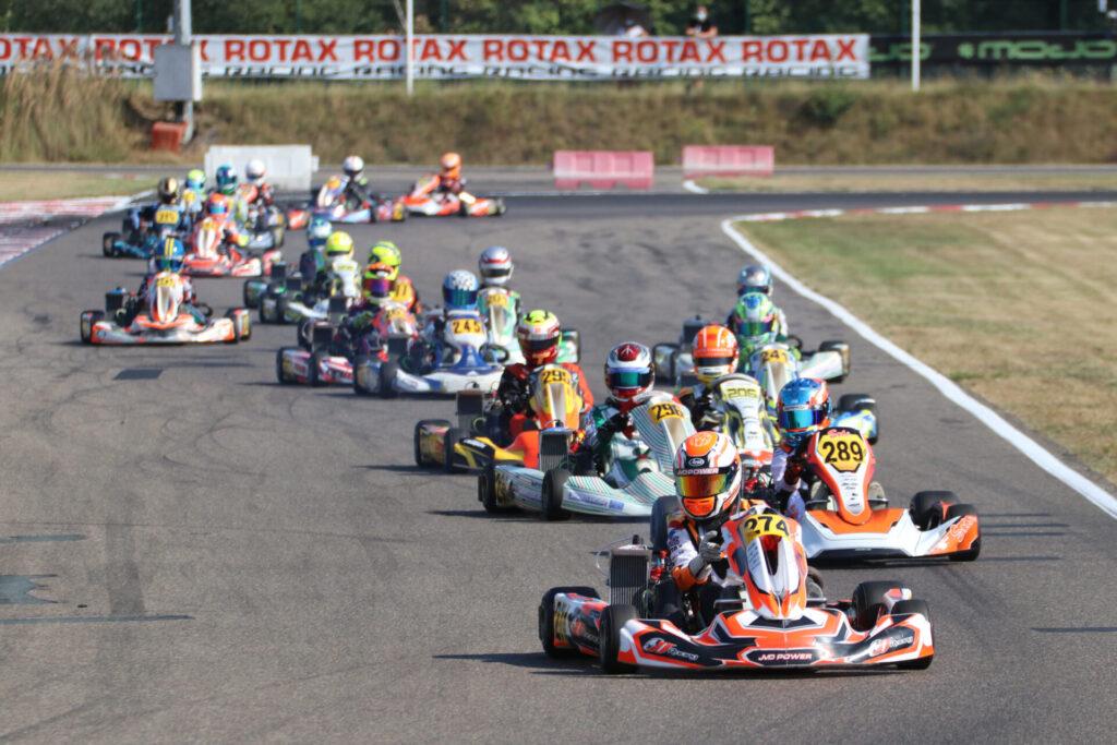Rotax MAX Challenge Euro Trophy: Exciting Opener in Belgium