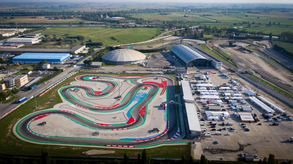FIA Karting European Championship – KZ/KZ2/Academy Round 1: Suspenseful Qualifying in Adria's capricious weather