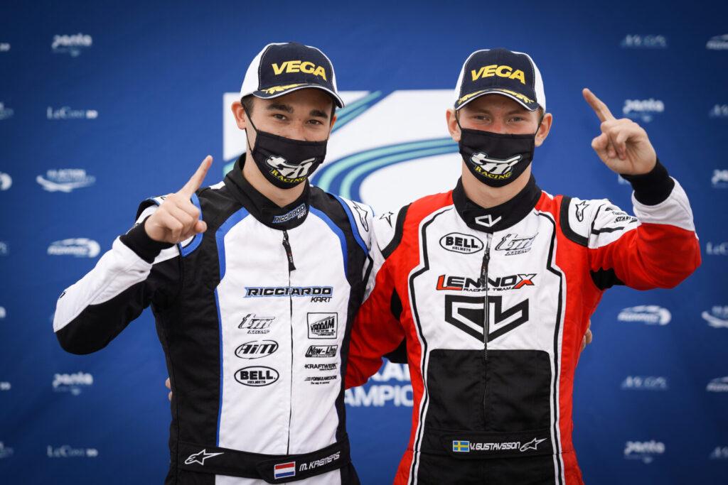 FIA Karting European Championship – KZ: Pex wins at Genk, Kremers crowned champion!