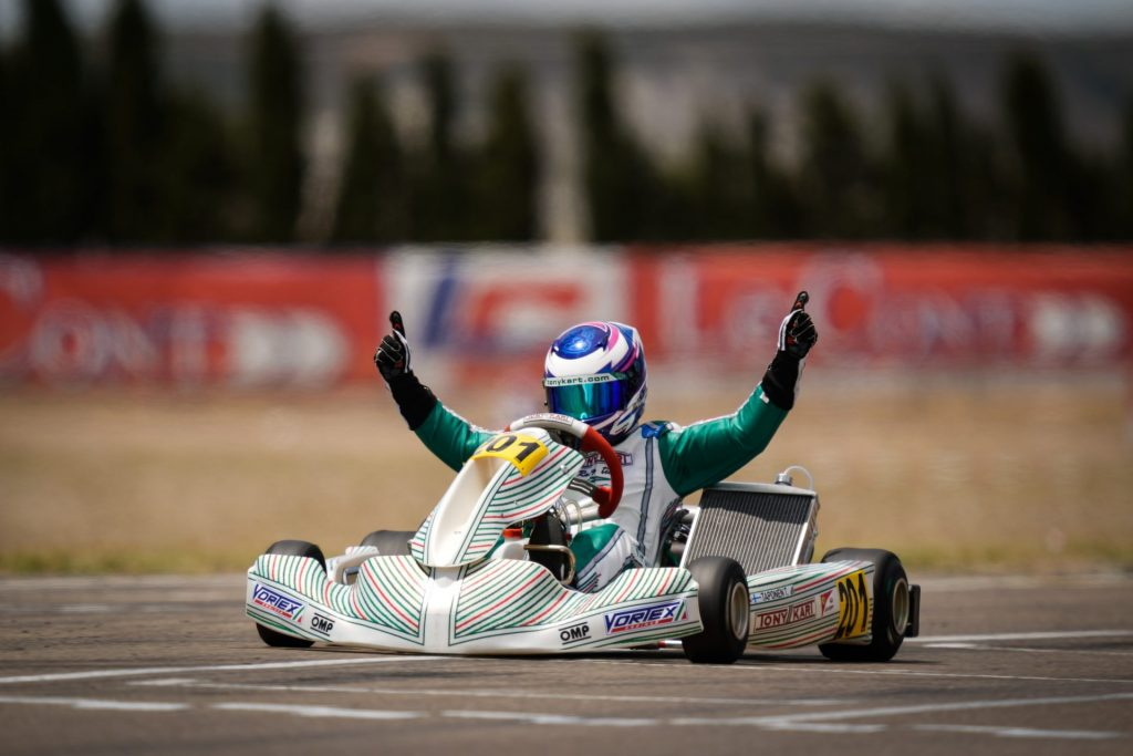 FIA Karting European Championship Round 1 – Junior: Taponen achieves a successful recovery