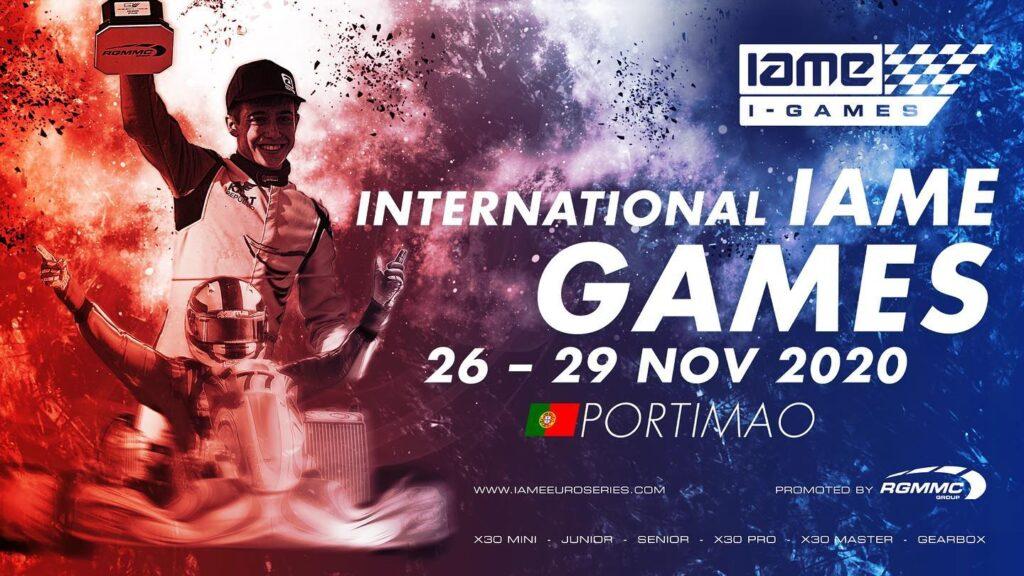 The new karting festival before the winter break!