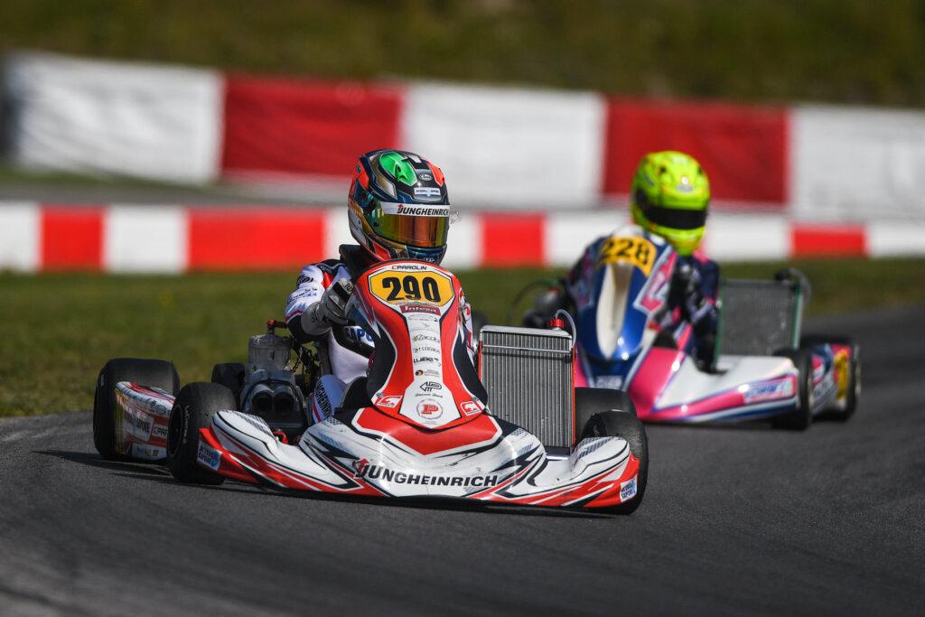 Parolin: Rinicella 4th in the European Junior Championship