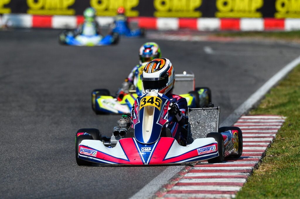 Kosmic: Strong performances and Junior podium in WSK Euro Series