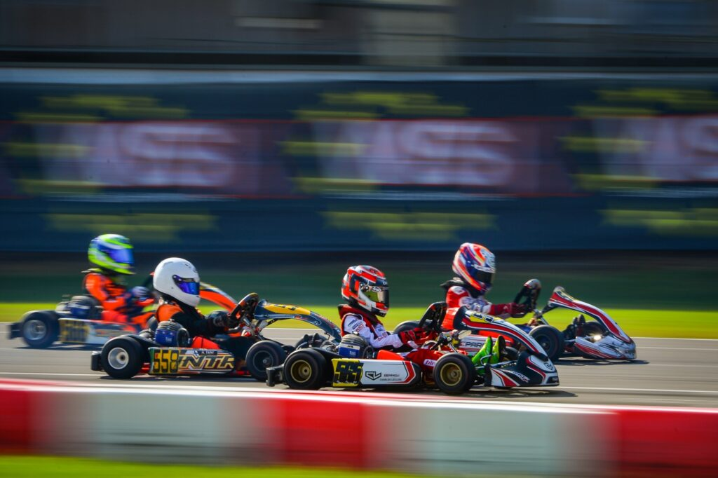 WSK Euro Series – Heats Round 2: Qualifying contenders in front at Lonato