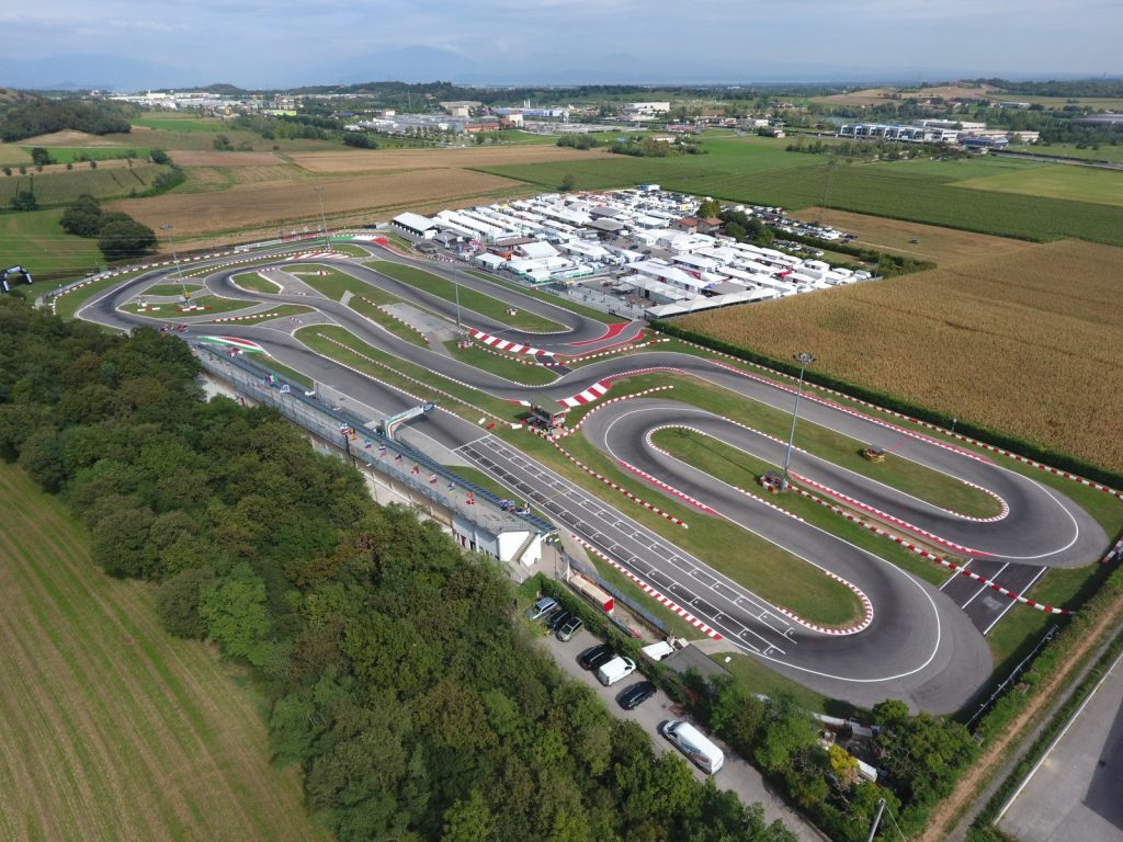WSK Euro Series: More than 240 drivers at Lonato for Rounds 2 & 3
