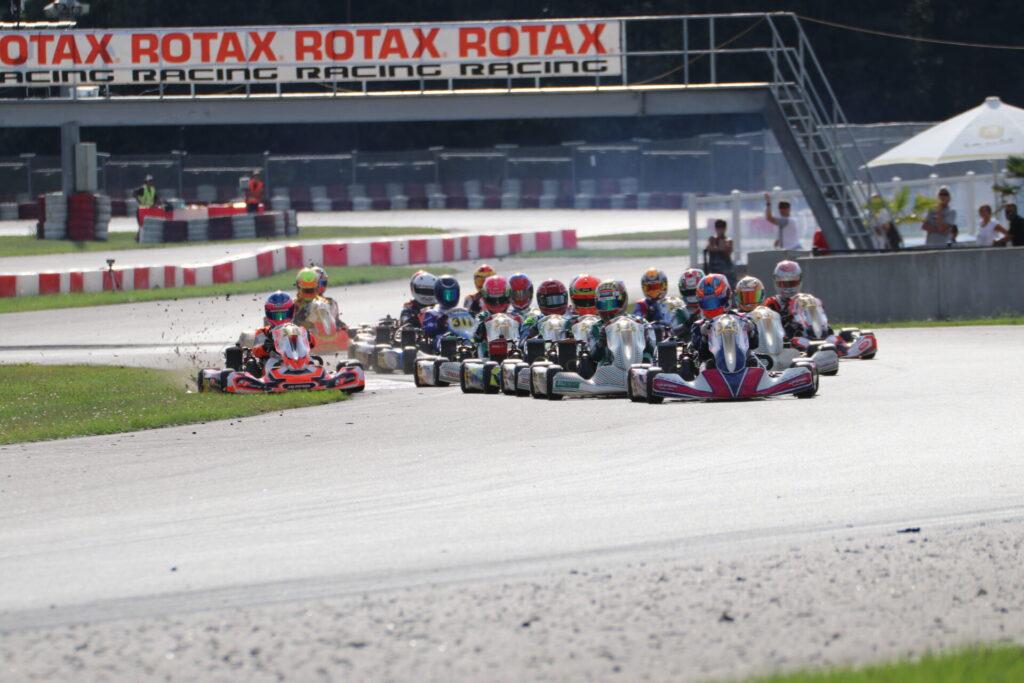 Rotax MAX Euro Trophy: Mid-Season race celebrates new winners
