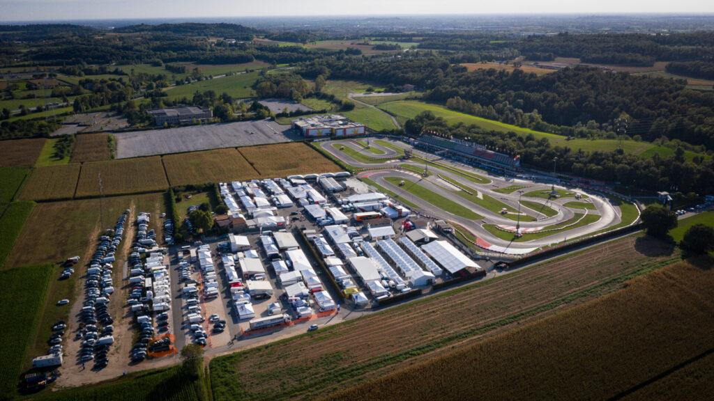 FIA Karting World Championship: Guide to South Garda