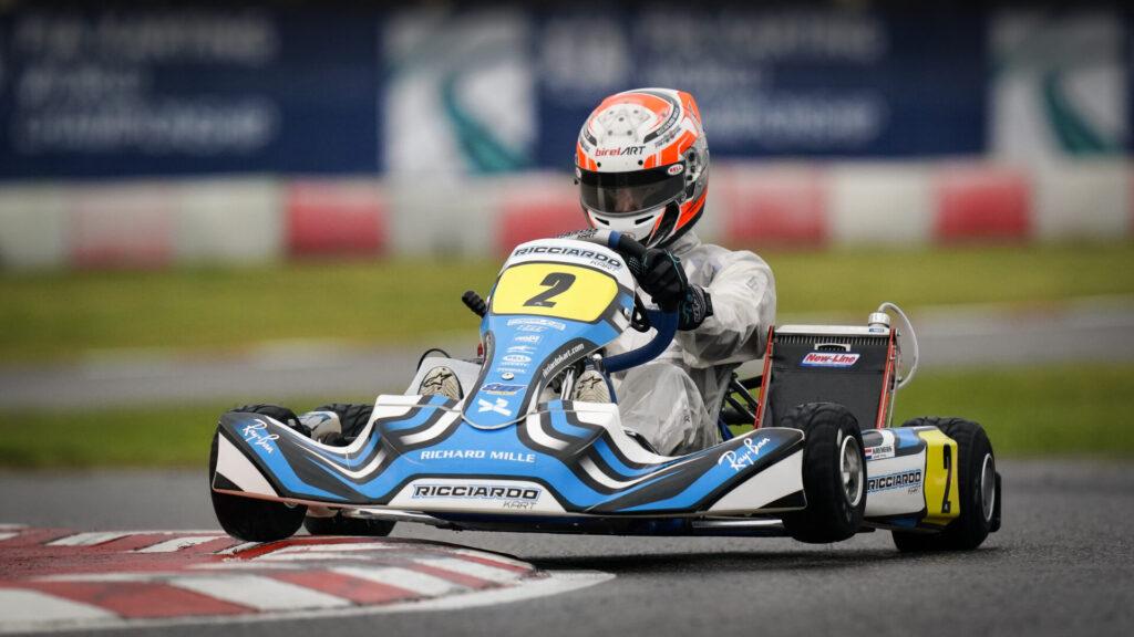 FIA Karting World Championship – KZ/KZ2/Academy Trophy: Kremers, Gustavsson & Braeken on pole