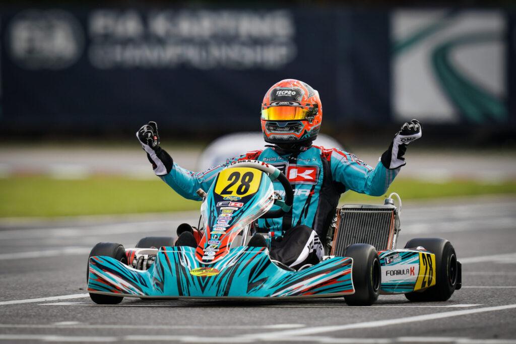 FIA Karting World Championship: Iglesias crowned in KZ, Cunati wins in KZ2 and Elkin stars in Academy