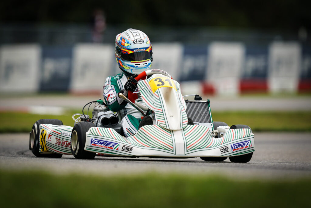 FIA Karting European Championship – KZ/KZ2/Academy Round 2: Millel, Gustavsson and Braeken on pole at Genk