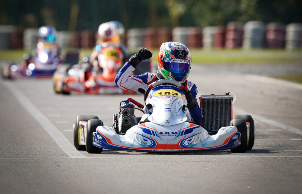 FIA Karting European Championship – OK: Final victory and title for Antonelli