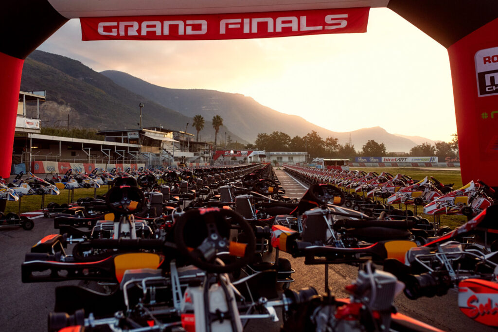 Rotax MAX Grand Finals: Long-term chassis partners and a newcomer at Portimao