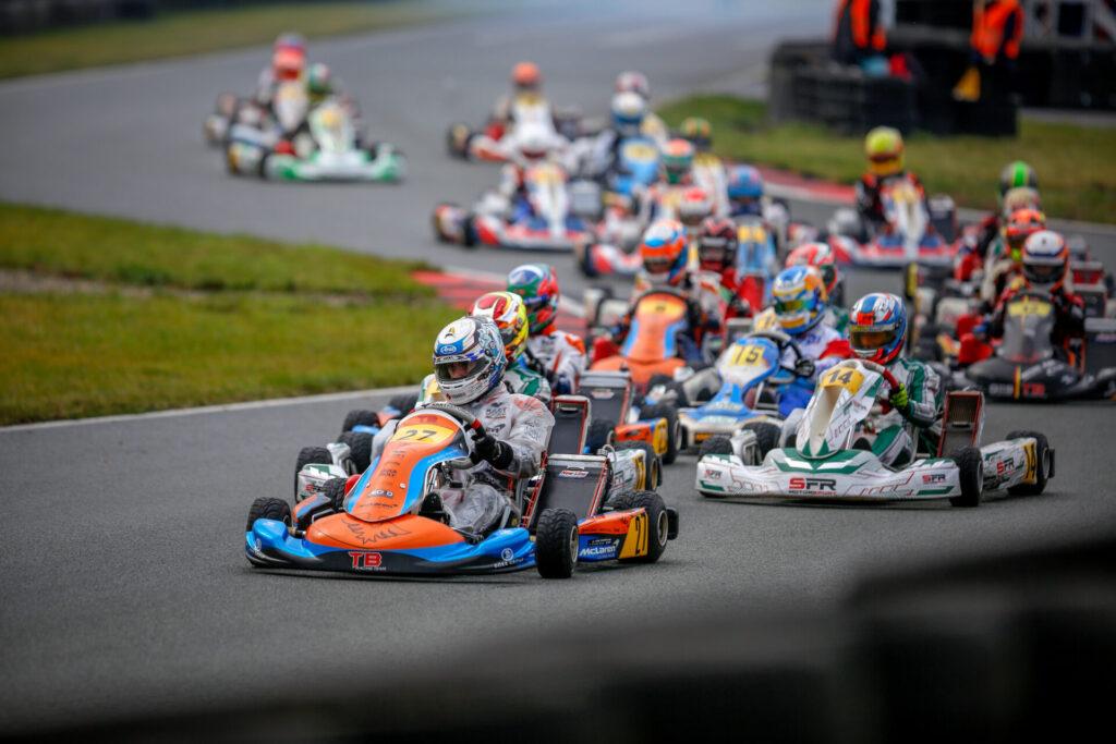 DKM: Weather-mixed Final crowns champions at Oschersleben