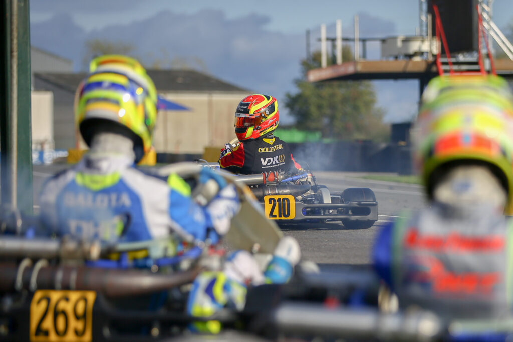 IAME Euro Series Round 3: Goldstein, Walker and Van't Pad Bosch lead after the heats
