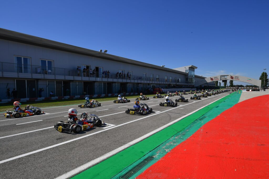 WSK Open Cup (Rounds 1-2): schedule, entries, live page