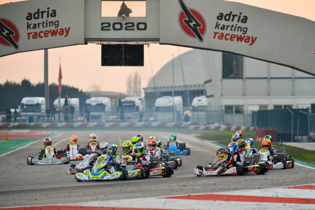 WSK Open Cup (Rounds 1-2): Qualifying and opening heats bring out early protagonists