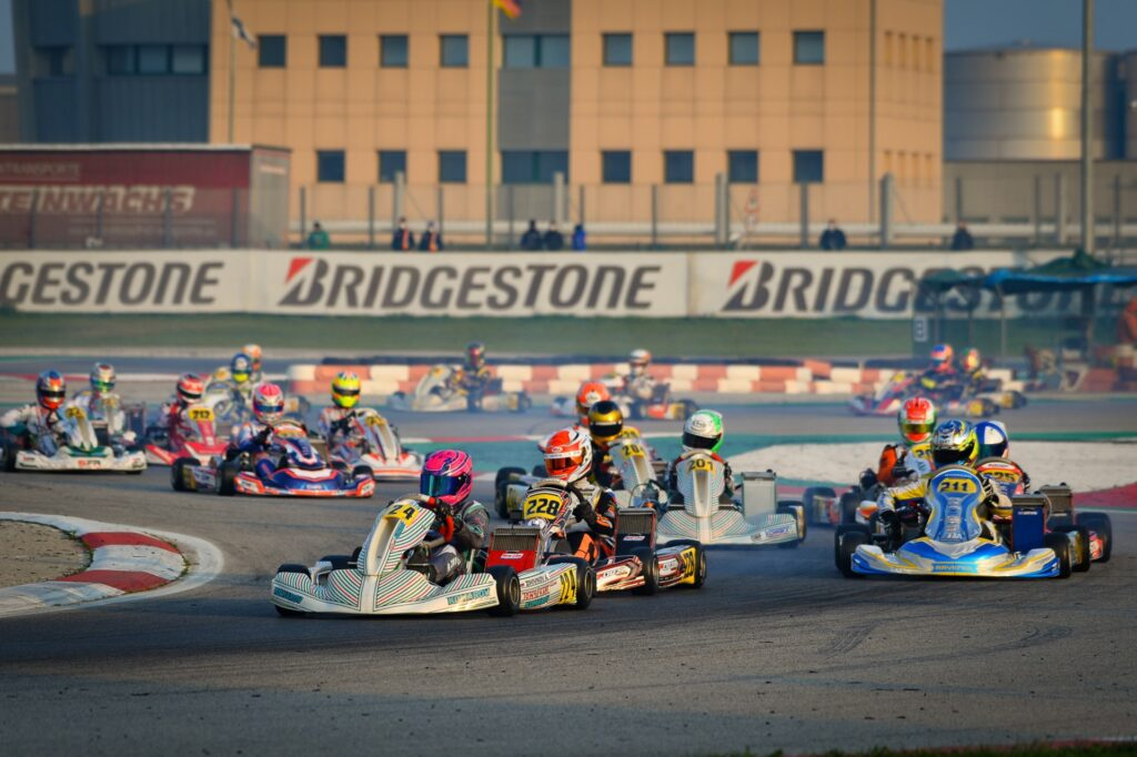 WSK Open Cup (Rounds 1-2): First finalists defined at Adria