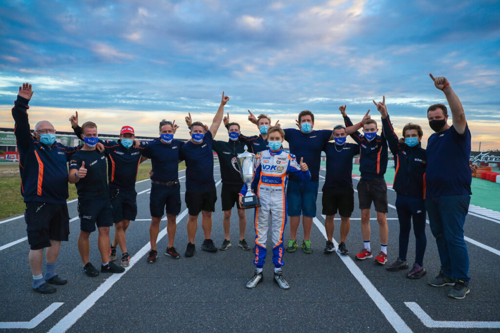 VDK Racing: A successful weekend with victories on all fronts!