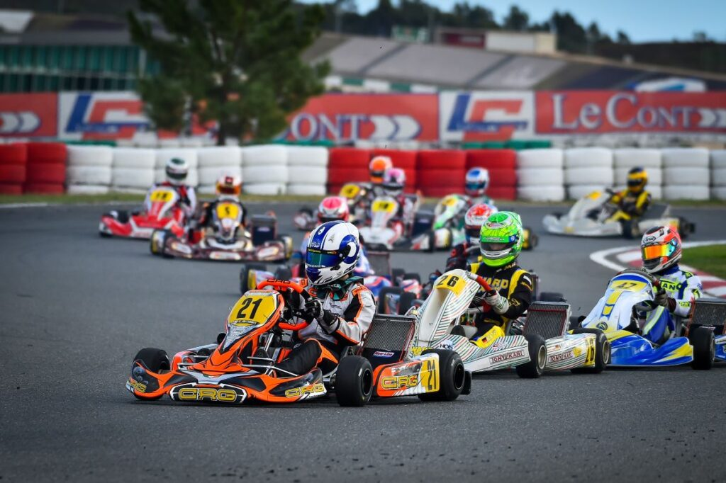 CRG: Top Ten in Portugal's World Championship