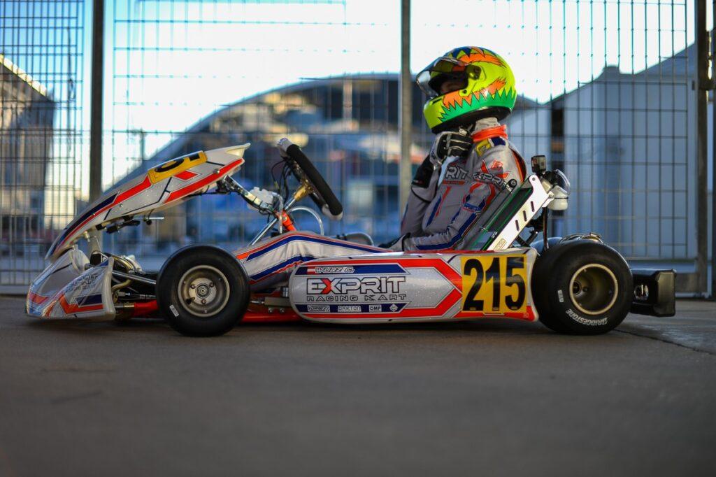 2021 driver line-ups: Exprit Racing Team