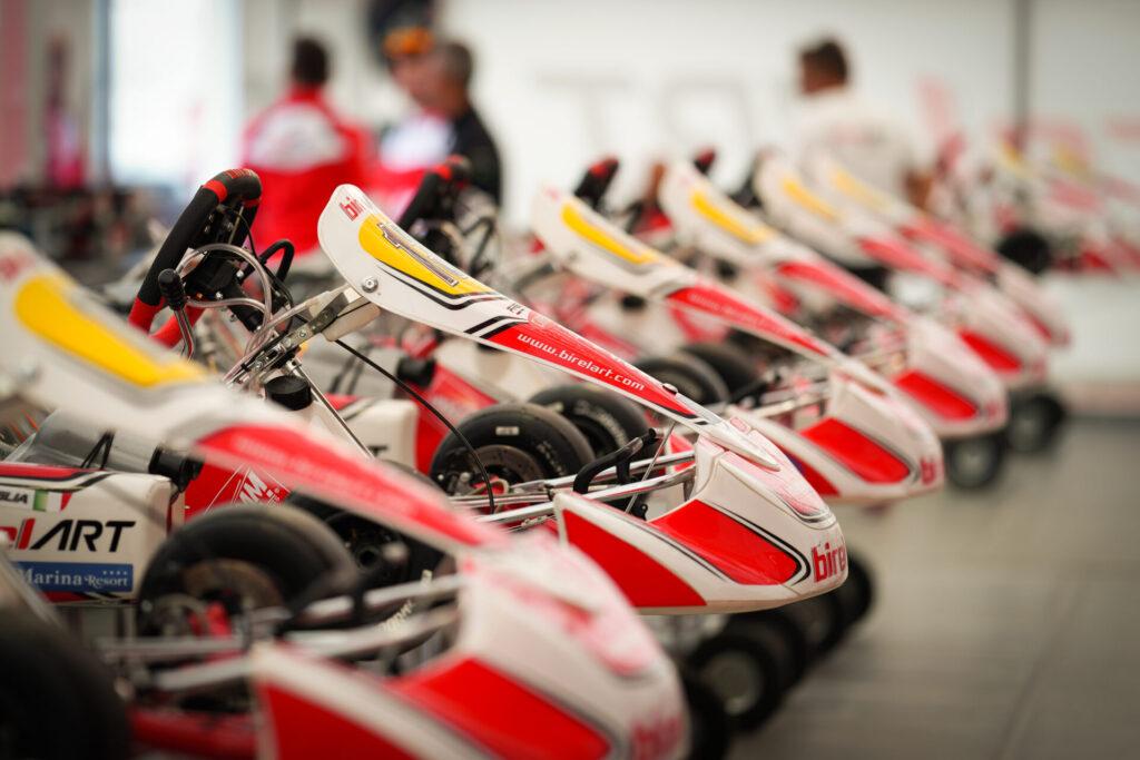 2021 driver line-ups: Birel ART Racing & supported teams