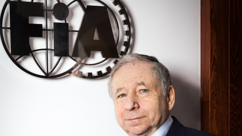 A word from FIA president Jean Todt to the karting community