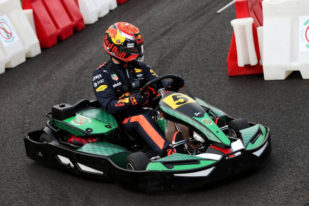 When Max Verstappen used to go karting with Mick Schumacher