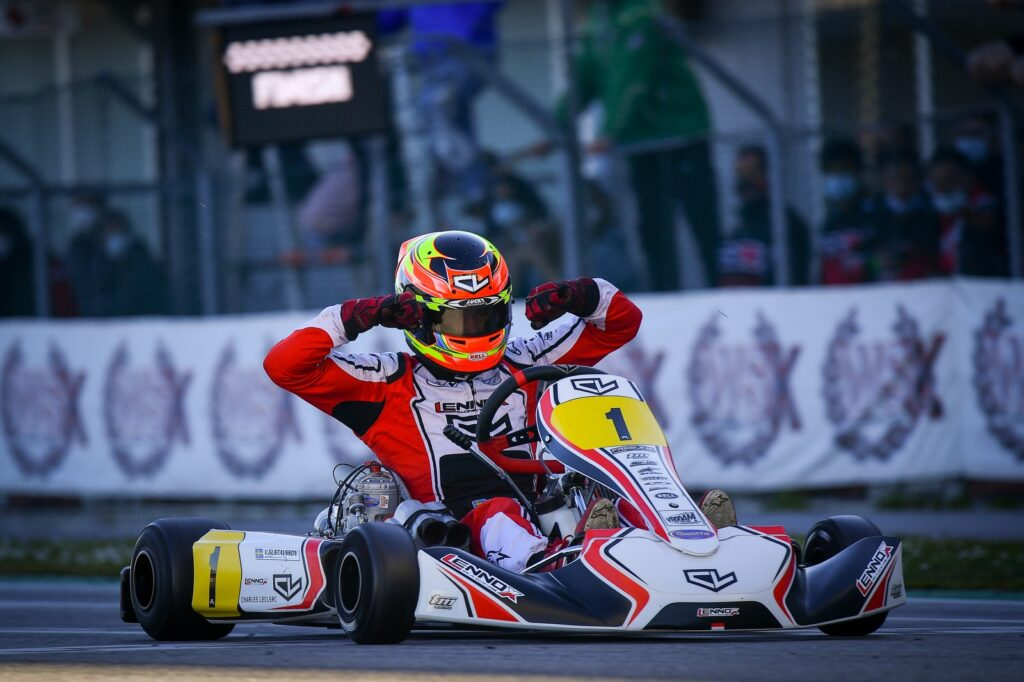 WSK Super Master Series Rnd 1: Gustavsson, Camara, Al Dhaheri & Lammers shine at Adria