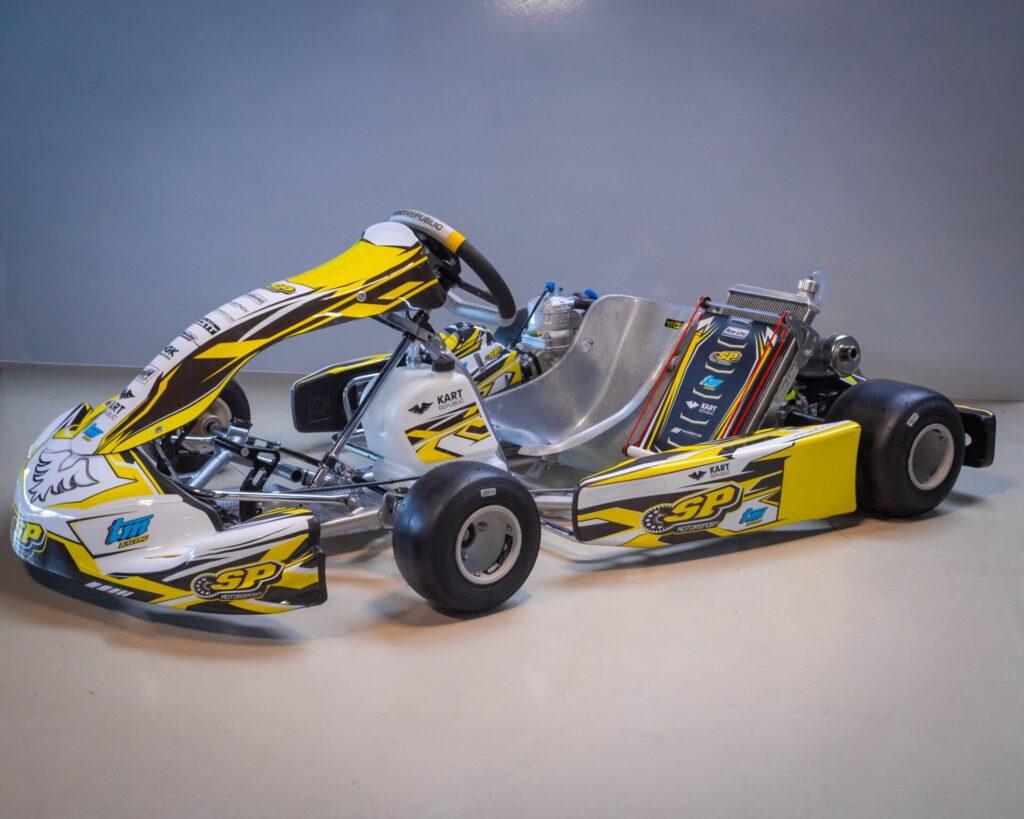 2021 driver line-ups: SP Motorsport