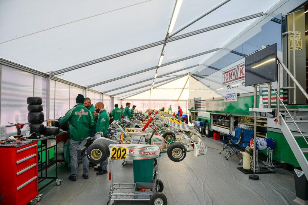 2021 driver line-ups: Tony Kart Racing Team