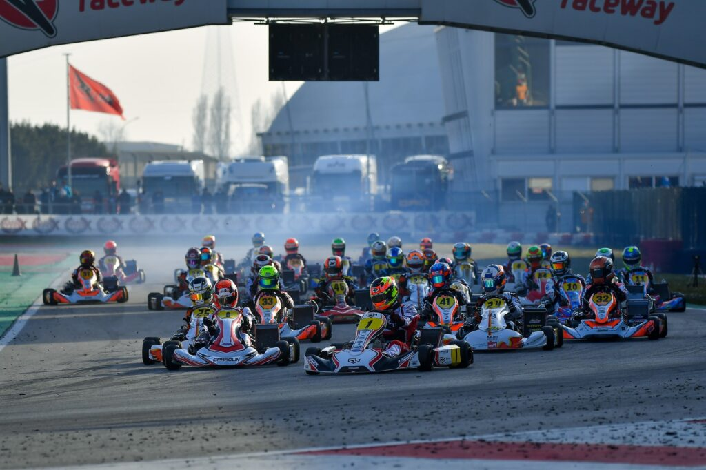 WSK Champions Cup: Gustavsson, Camara, Al Dhaheri and Lammers claim victories at Adria