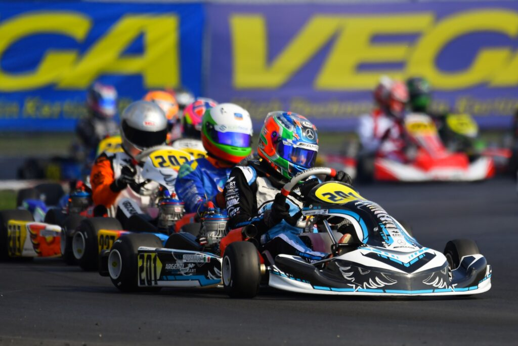 WSK Super Master Series Round 3 – Friday: Protagonists aplenty in Qualifying & opening heats