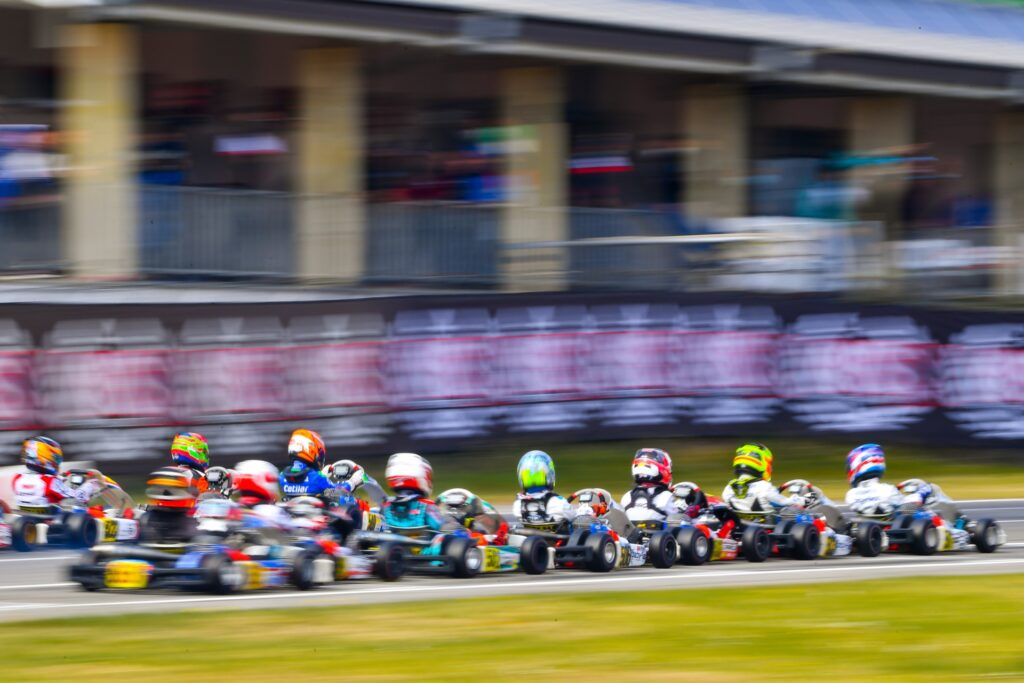 WSK Super Master Series Round 4: More than 340 drivers at Lonato's Grand Finale!