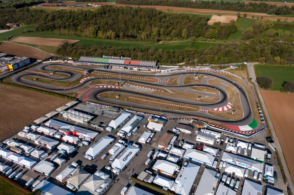WSK Euro Series Round 1: More than 250 drivers ready to roar at South Garda!