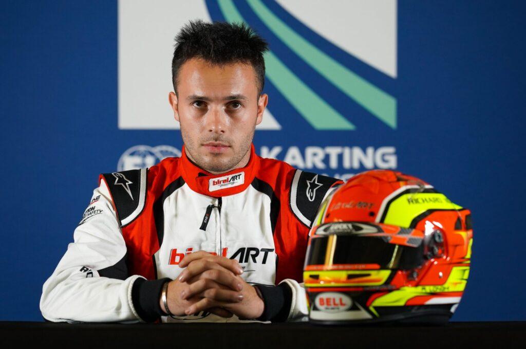 Riccardo Longhi is the new team manager of Birel ART Racing Team