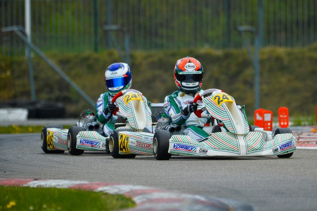 Tony Kart: Triple podium in Genk's Champions of the Future