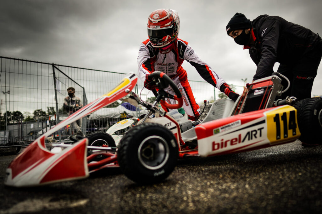 Birel ART: Strong competitiveness thwarted by setbacks at Genk
