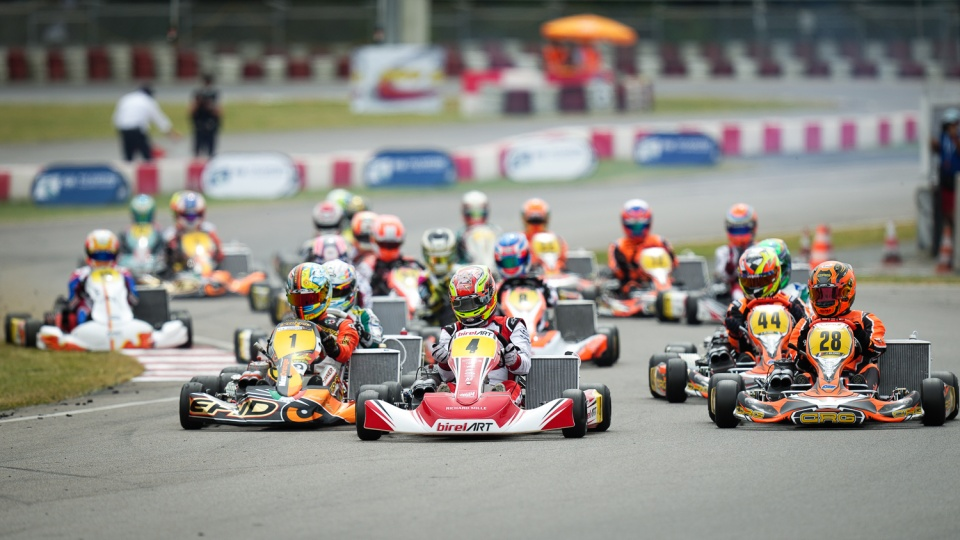 FIA Karting European Championship KZ/KZ2/Academy Round 1: Longhi, Van Walstijn & Francot win in Germany