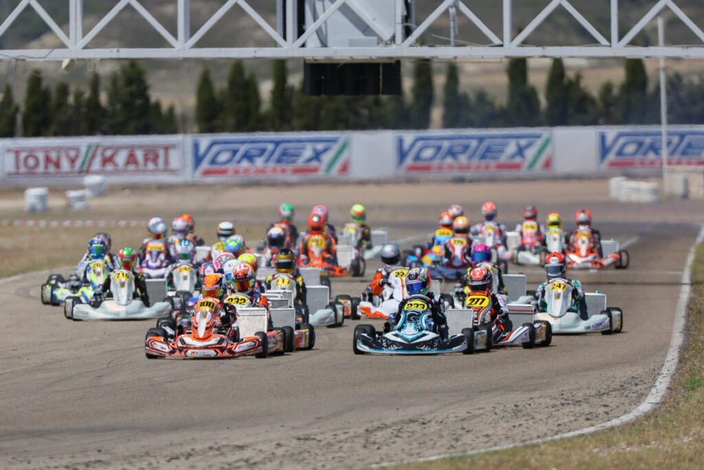 Champions of the Future battle goes on in the heat of Spain!
